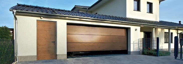 garagentor von h rmann hochwertige garagentore vom. Black Bedroom Furniture Sets. Home Design Ideas